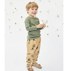 Droge Sweatpants Dogs/Brown