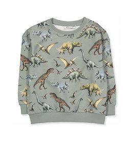 Djurs Sweater Dino/Grey