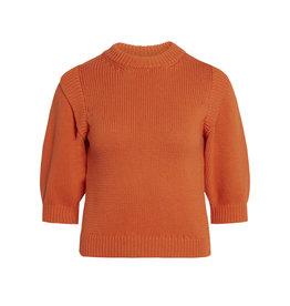 Kaitlyn Knit Orange