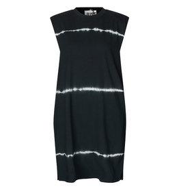 Beijing Dress Tiedye Black