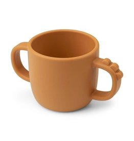 Peekaboo Cup Mustard