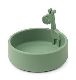 Done by Deer Peekaboo Bowl Green
