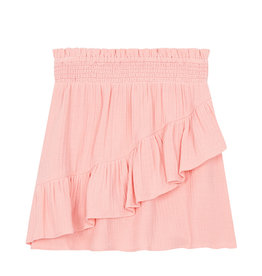 HUNDRED PIECES PISICA SKIRT - PINK