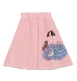 Pool Skirt Soft Pink