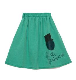 Gentleman Skirt Green