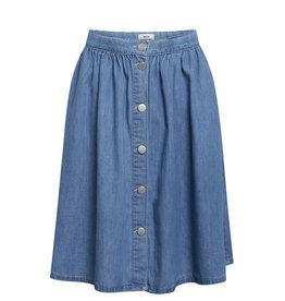 Stelila Skirt Denim Blue