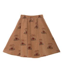 Gondolier Skirt Camel