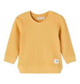 Hardy LS Sweater Yellow