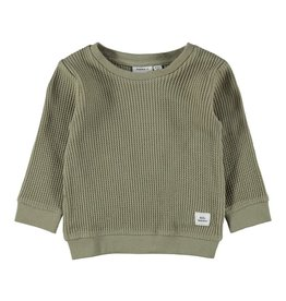 Hardy LS Sweater Green