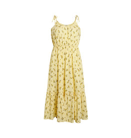 Delfina Dress Yellow