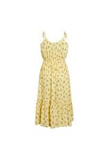 Delfina Dress Yellow