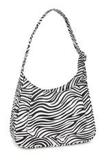 Silfen Studio Siri Shoulder Bag Zebra