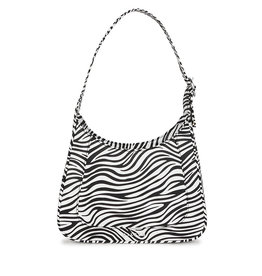 Silfen Studio Siri Shoulder Bag Zebra