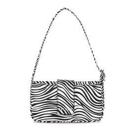 Silfen Studio Yasmin Hand Bag Zebra