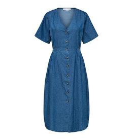 Clarisa Dress Denim