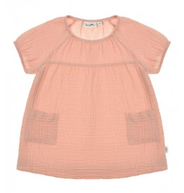 Sanetta Dress Pink