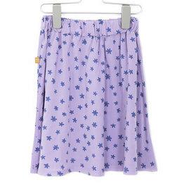 Flowers Skirt Purple