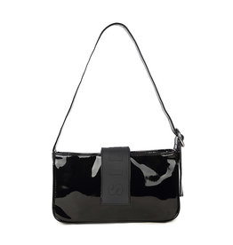Silfen Studio Yasmin Shoulder Bag Black