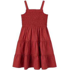 Julie Strap Dress Red