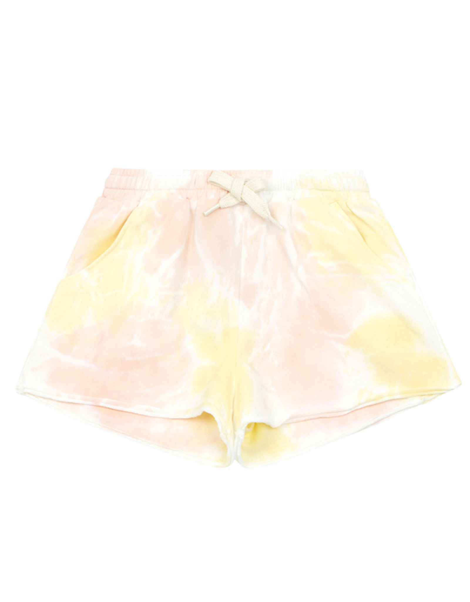 TieDye  Pink Yellow