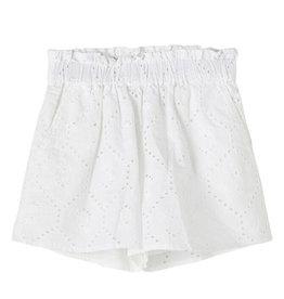 Hudith Shorts White