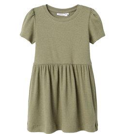 Hanilla SS Dress Green