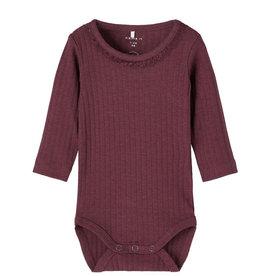 Dinora LS Body Purple