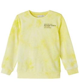 Jahvin  Sweater Yellow