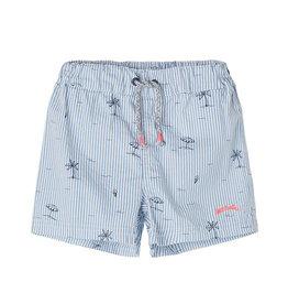 Zikkon Swim Short Stripes