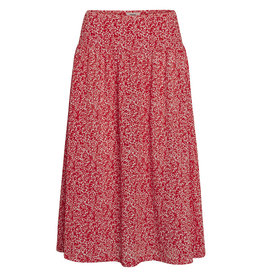 Snella Skirt Floral/Red