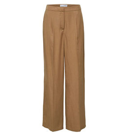 Selected Femme SELECTED FEMME TINNI PANT - BEIGE