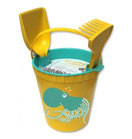 Coq en Pate Beach kit Yellow