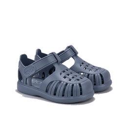 Tobby Solid Sandal Blue