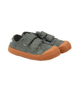 Berri Velcro Sneaker Khaki