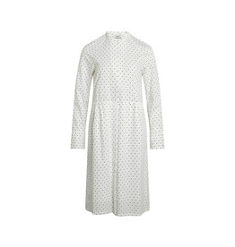 Dupina Dress White Dots