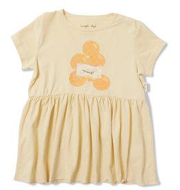 Konges Sløjd Famo Dress Yellow
