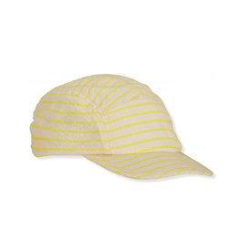 Konges Sløjd Regular Cap Stripe/Yellow