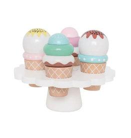 Ice Cream Plate