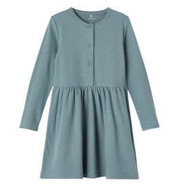 Lina LS Dress Green