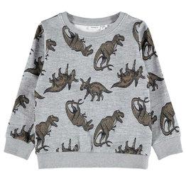 Loke Sweater Dino Grey