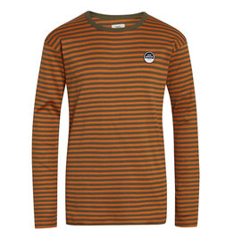Tobino LS Stripes Orange