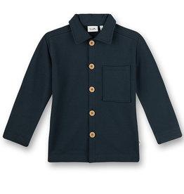 Sanetta Cardigan Buttons Blue