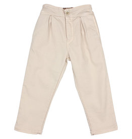 Buho Mom Pants Stone
