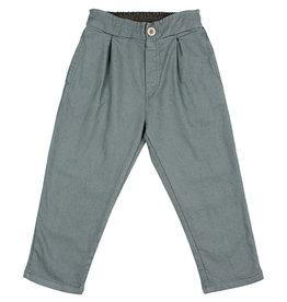 Buho BUHO MOM PANTS - BLUE