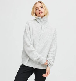 Aview A-VIEW PATTY CARDIGAN - GRAY