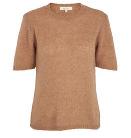 Basic apparel BASIC APPAREL MARNIE SWEATER - CAMEL