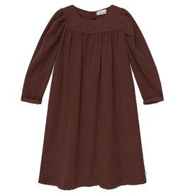 Little Cozmo MY LITTLE COZMO YOKOK DRESS - RED