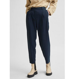Selected Femme SELECTED FEMME PANT - BLUE