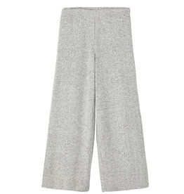 NAME IT NILINE KNIT WIDE PANT - GRAY