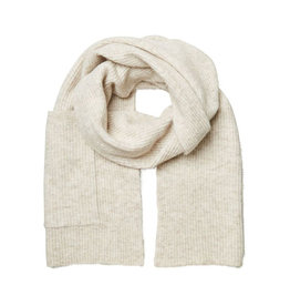 Selected Femme SELECTED FEMME MIA SCARF - BEIGE